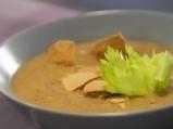 Супа от червен боб и тиква